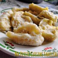 Mehlknepfles (nuages alsaciens)