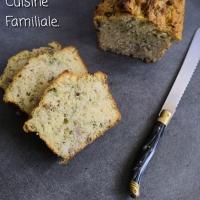 Cake salé thon et aneth