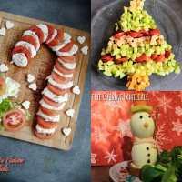 Quelques idées d'apéros et d'entrées de Noël