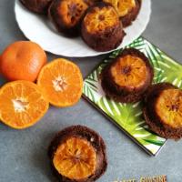 Muffins renversés à la mandarine