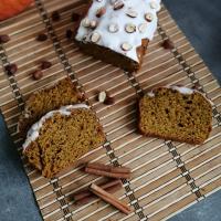 Cake au potimarron et noisettes